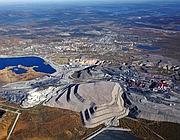 Panorama di Kiruna